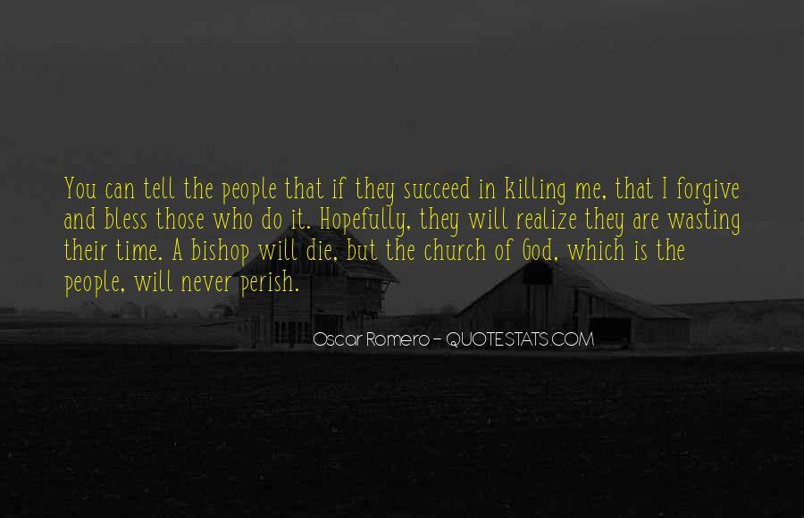 Quotes About Oscar Romero #994925