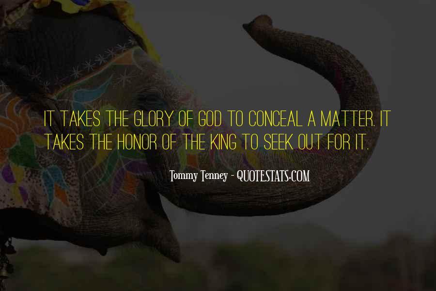 Seek God Quotes #122250