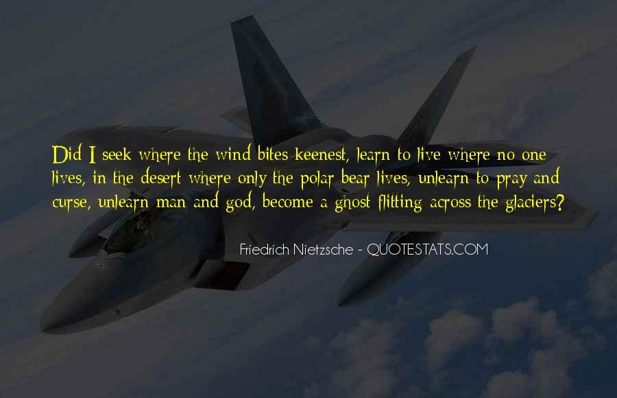 Seek God Quotes #153930