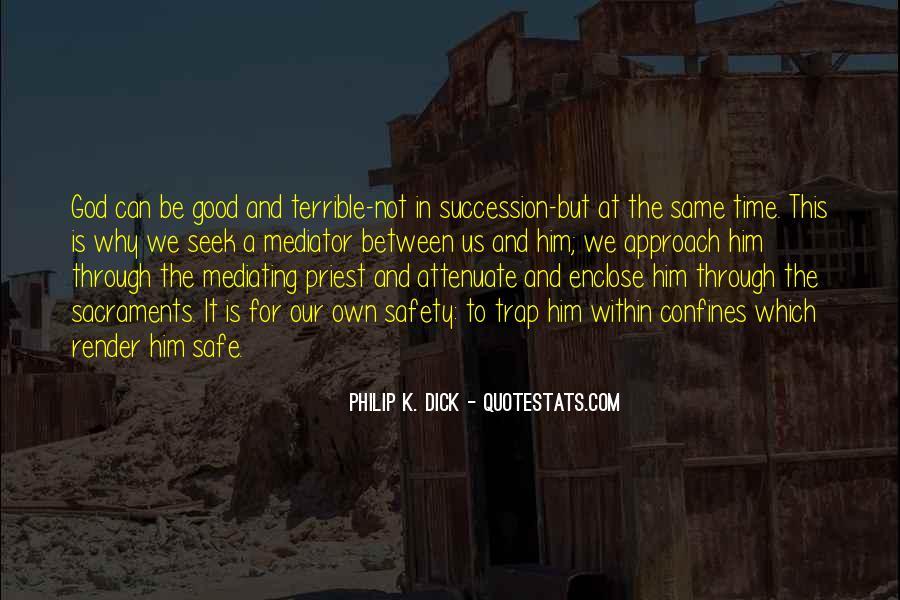 Seek God Quotes #154692