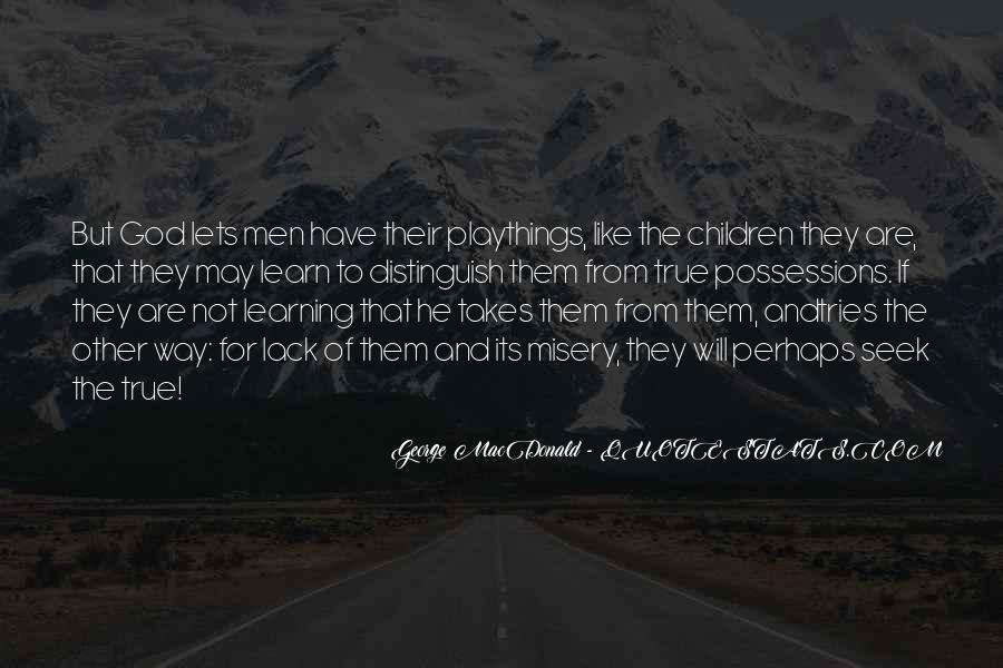 Seek God Quotes #188425