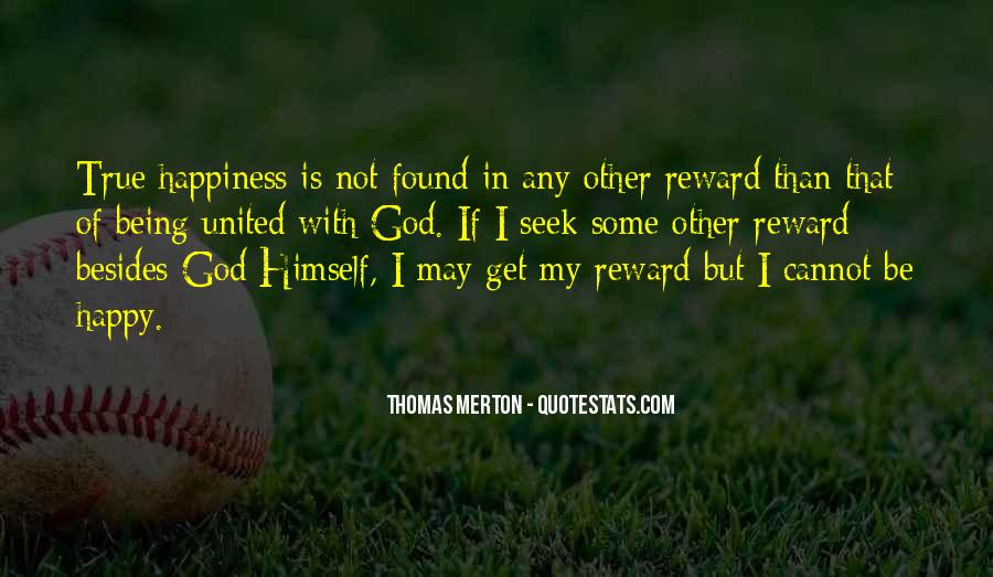Seek God Quotes #194686