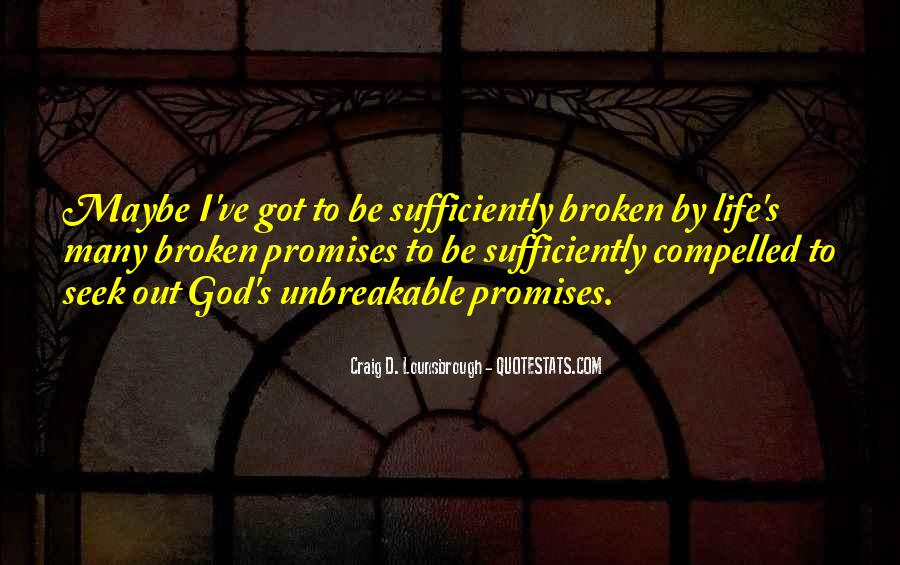 Seek God Quotes #201066