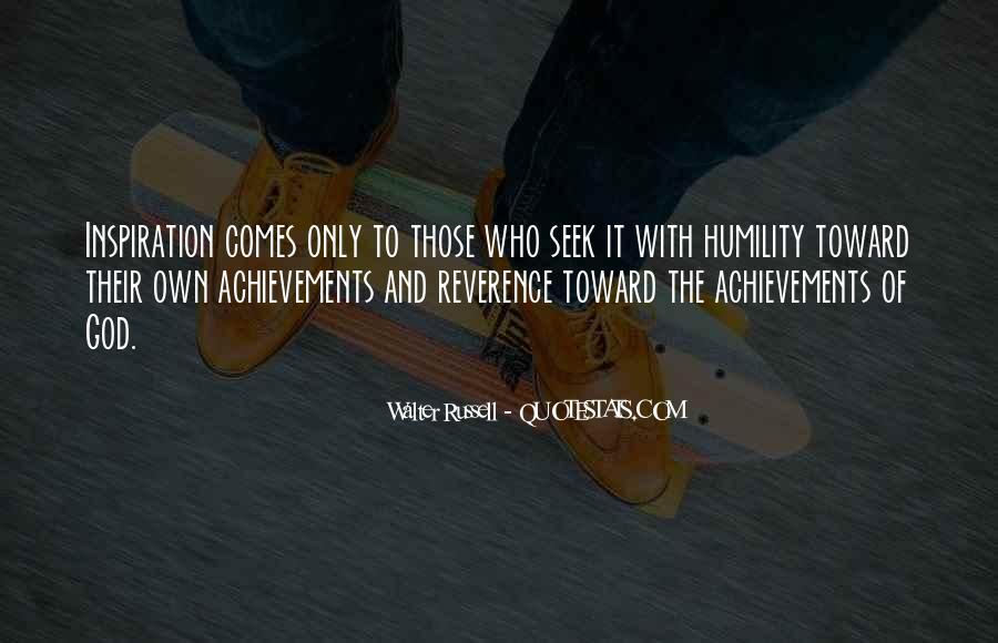 Seek God Quotes #239049