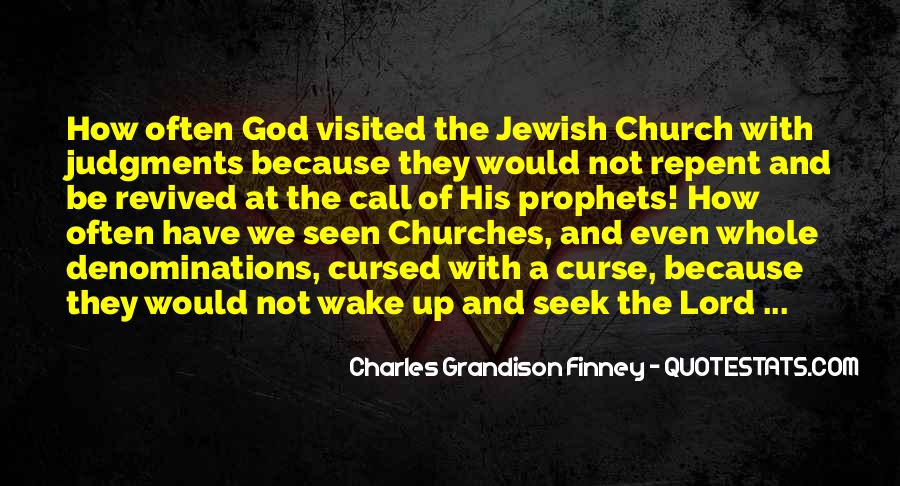 Seek God Quotes #255794