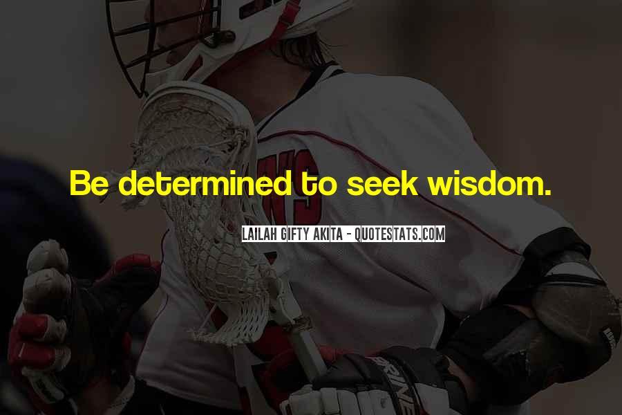 Seek God Quotes #256846