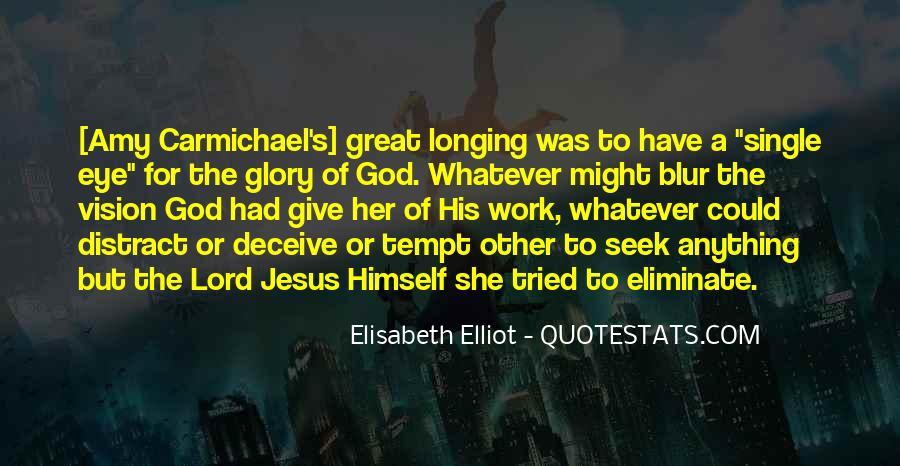 Seek God Quotes #258834