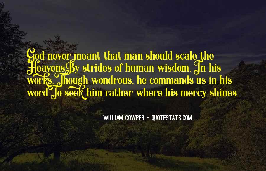 Seek God Quotes #264066