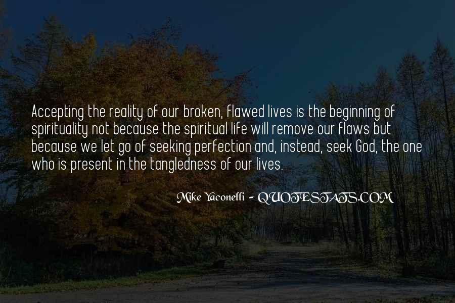 Seek God Quotes #276903