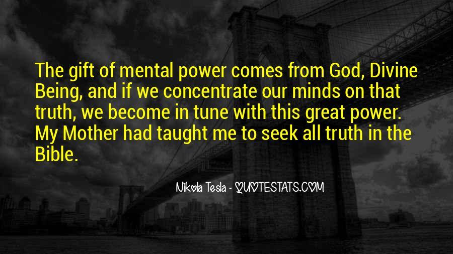 Seek God Quotes #290120