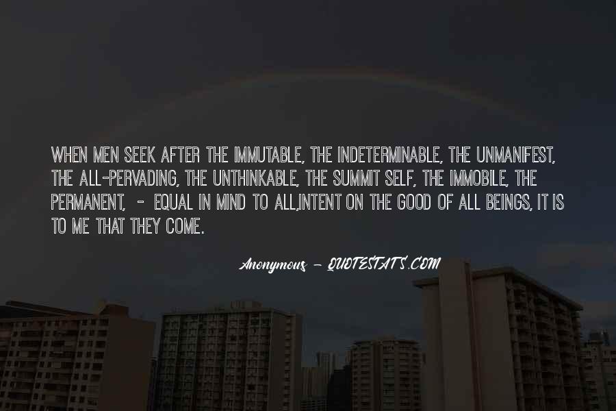 Seek God Quotes #292317