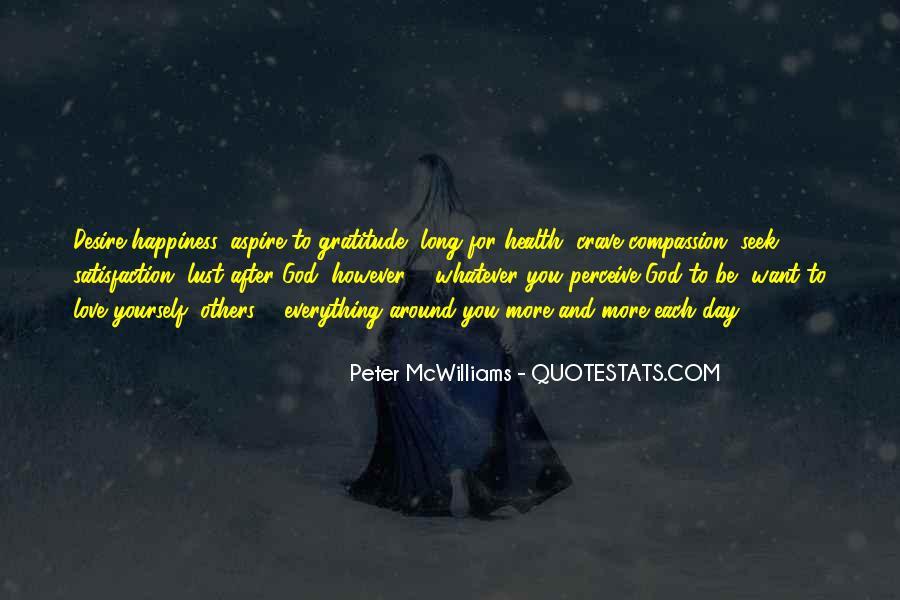 Seek God Quotes #43424