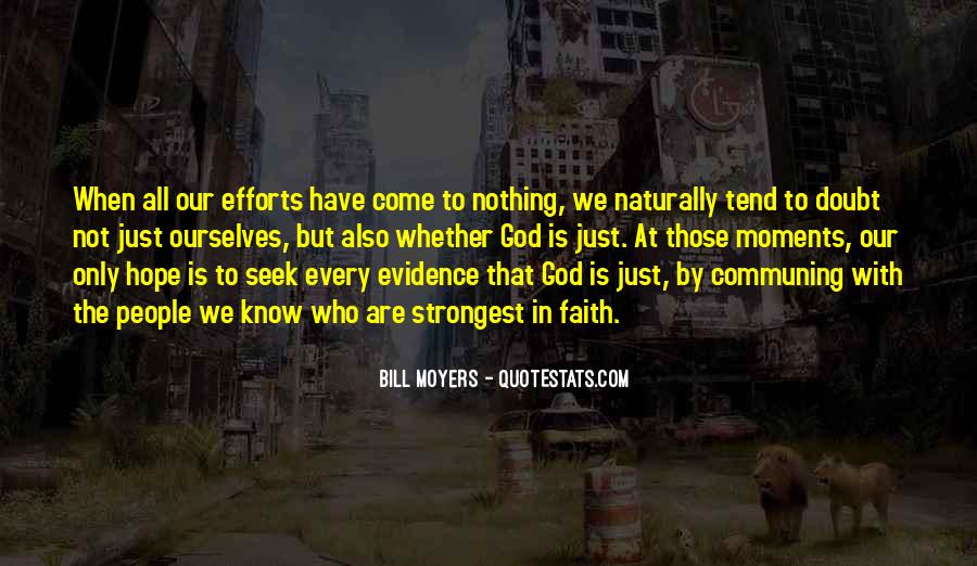 Seek God Quotes #6358