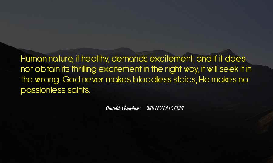 Seek God Quotes #76454