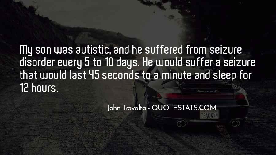 Seizure Disorder Quotes #586733