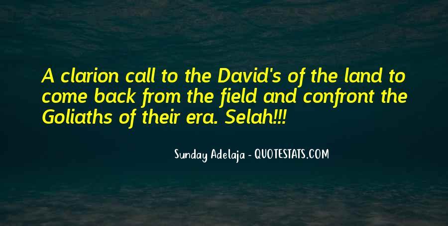 Selah Quotes #1666670