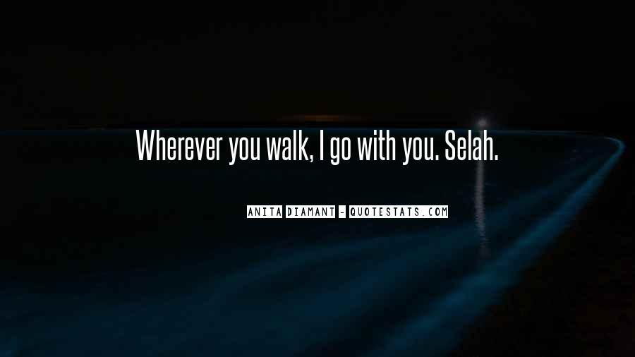 Selah Quotes #992589