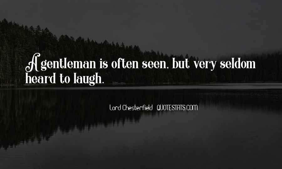 Seldom Heard Quotes #1057046