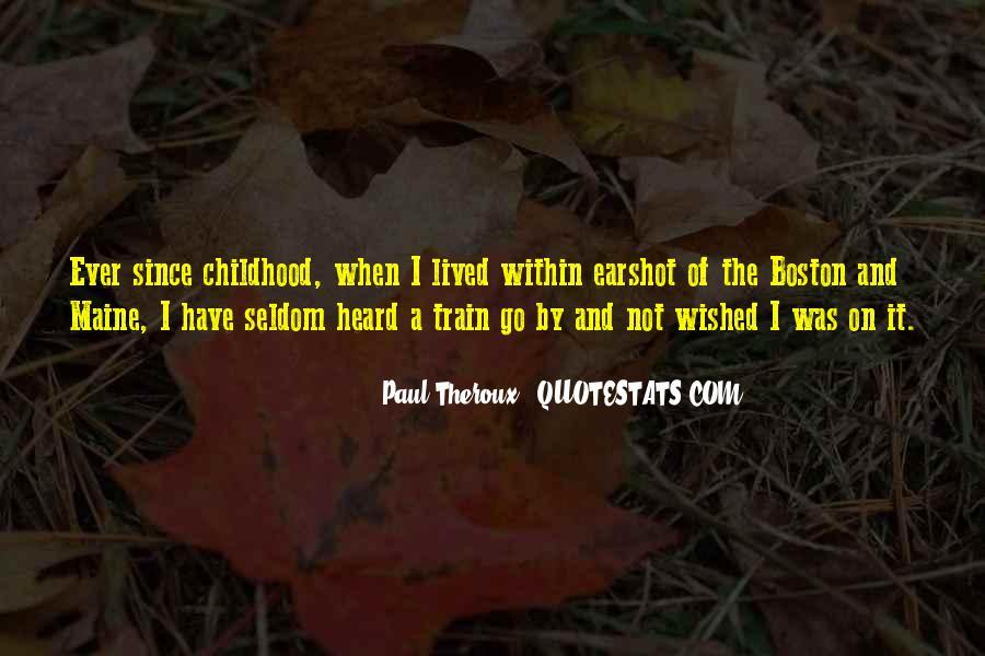 Seldom Heard Quotes #1195935
