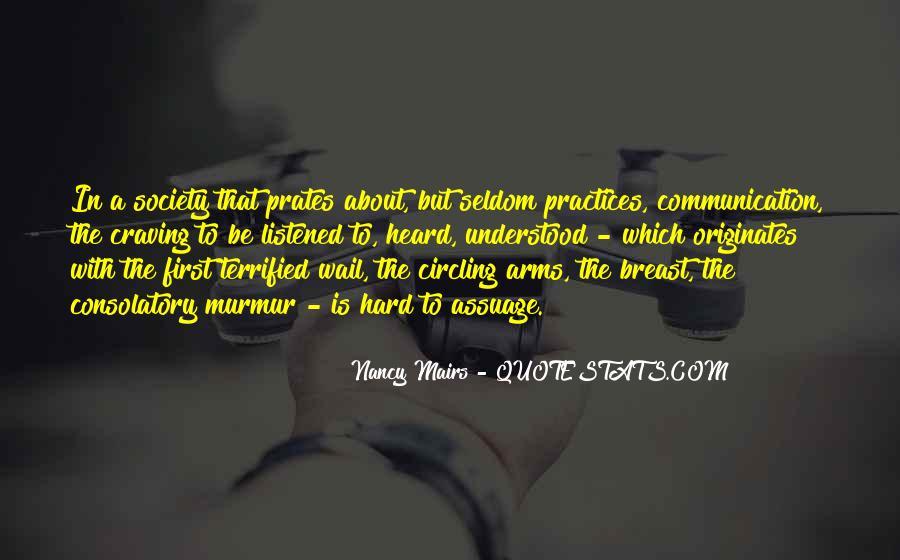 Seldom Heard Quotes #1355625