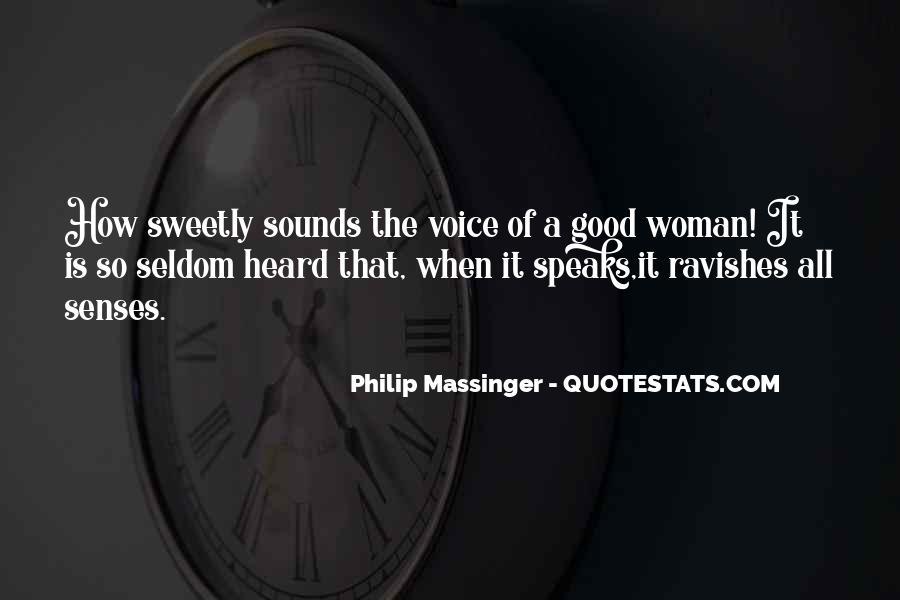 Seldom Heard Quotes #1812348