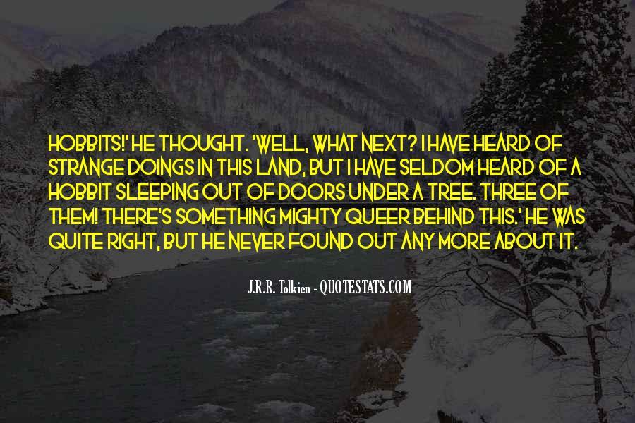 Seldom Heard Quotes #665953