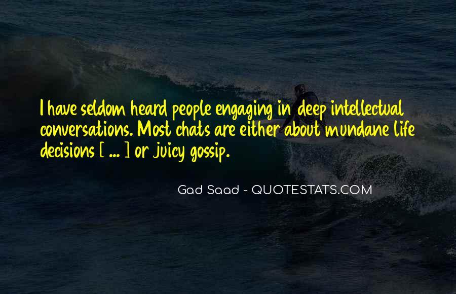 Seldom Heard Quotes #76813