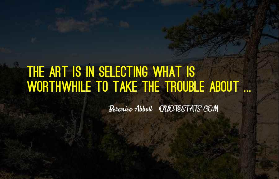 Selecting The Best Quotes #189641