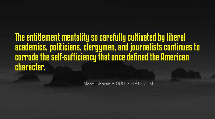 Self Defined Quotes #1203032