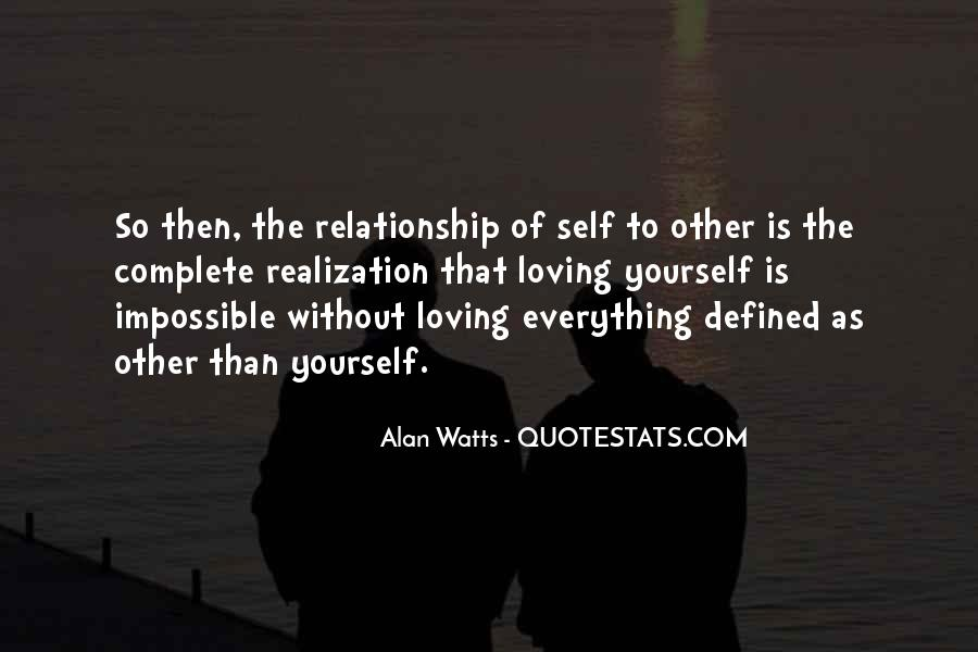 Self Defined Quotes #1683049