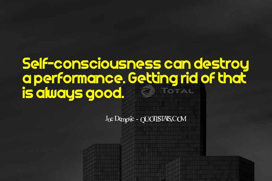 Self Destroy Quotes #1208389