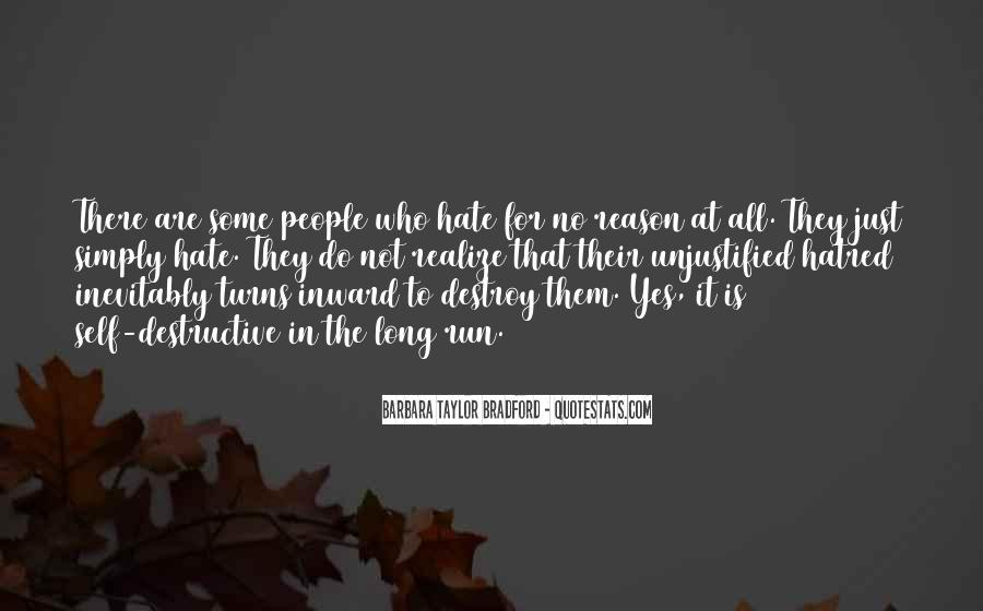 Self Destroy Quotes #1552360