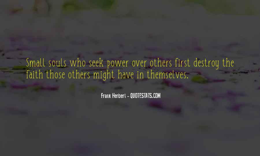 Self Destroy Quotes #1690673