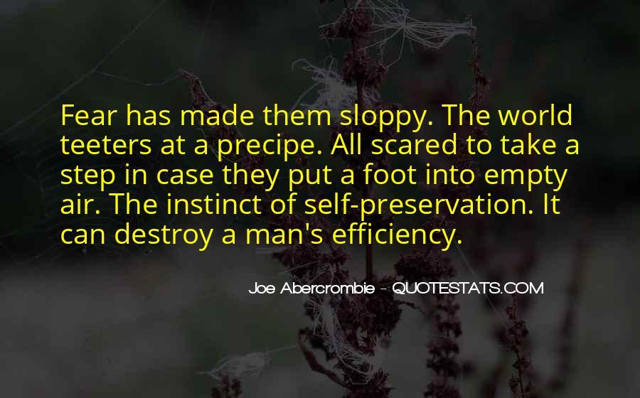 Self Destroy Quotes #778635