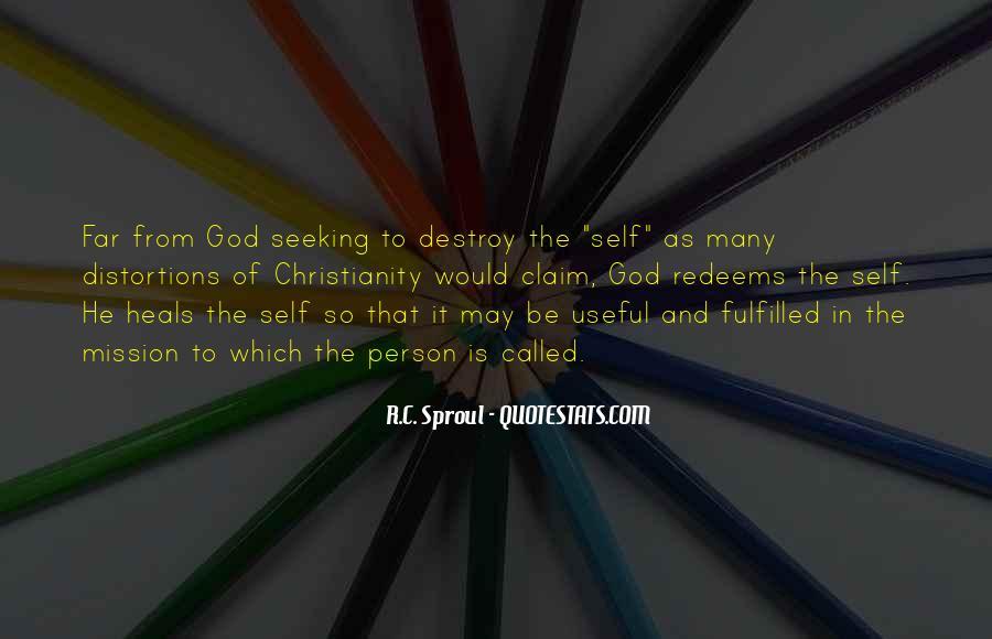 Self Destroy Quotes #782081