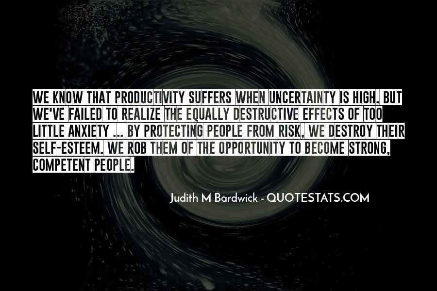 Self Destroy Quotes #824646