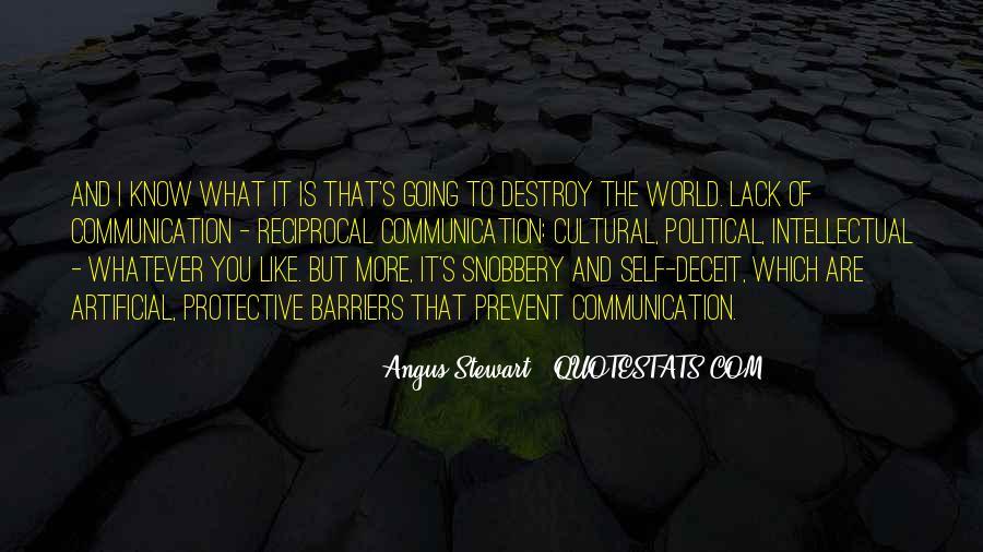 Self Destroy Quotes #840727