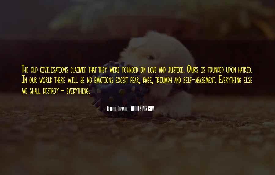 Self Destroy Quotes #905925