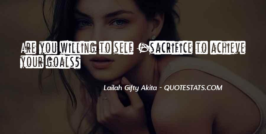 Self Determination And Success Quotes #279793