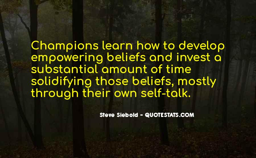 Self Development Motivational Quotes #1459412