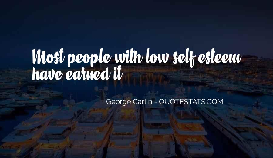 Self Earned Quotes #1270394