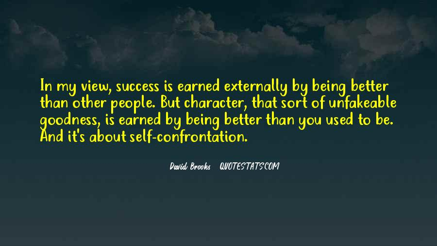 Self Earned Quotes #70015