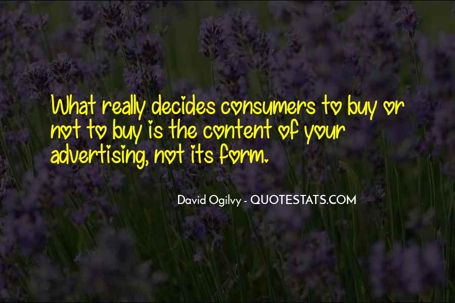 Quotes About Advertising Ogilvy #1098120