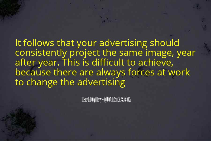 Quotes About Advertising Ogilvy #1135338