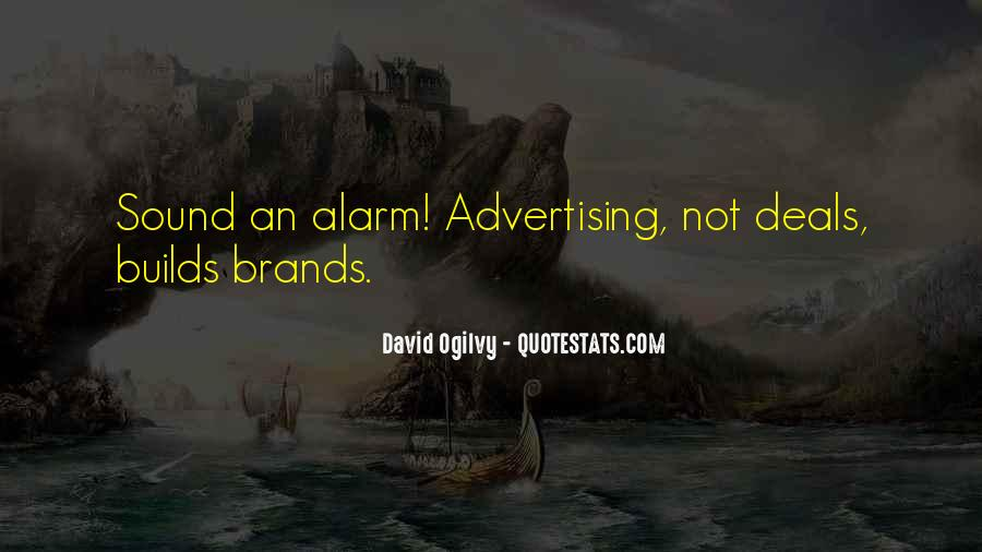 Quotes About Advertising Ogilvy #1355544