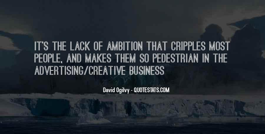 Quotes About Advertising Ogilvy #14031