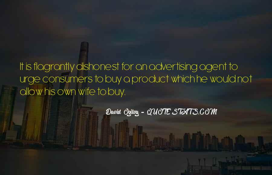 Quotes About Advertising Ogilvy #1463096