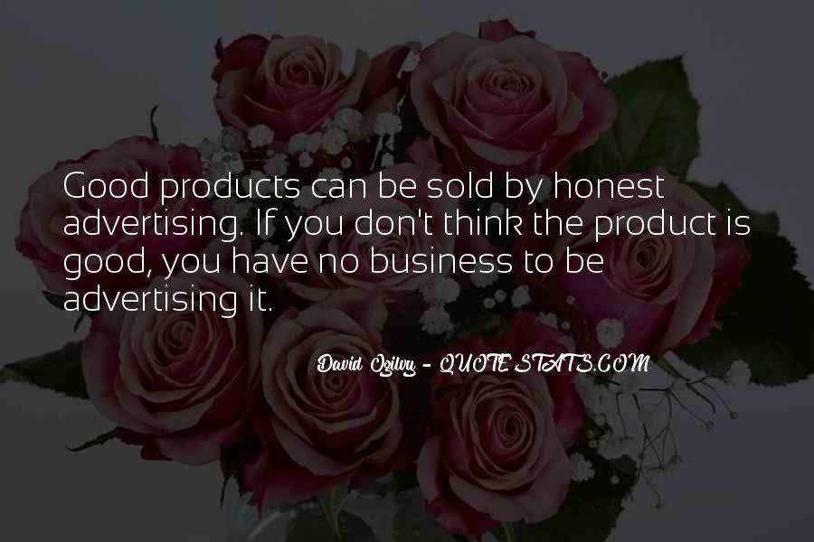 Quotes About Advertising Ogilvy #1534125