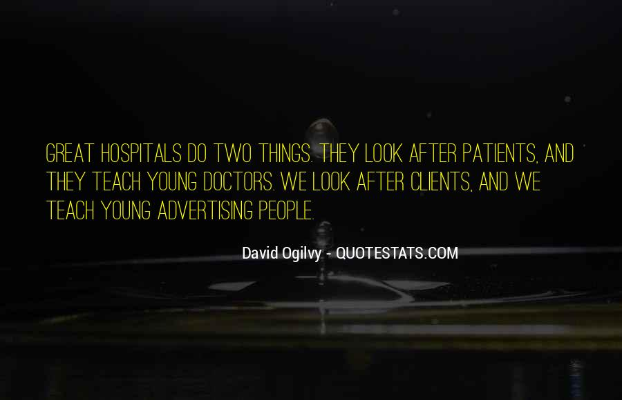 Quotes About Advertising Ogilvy #1864854