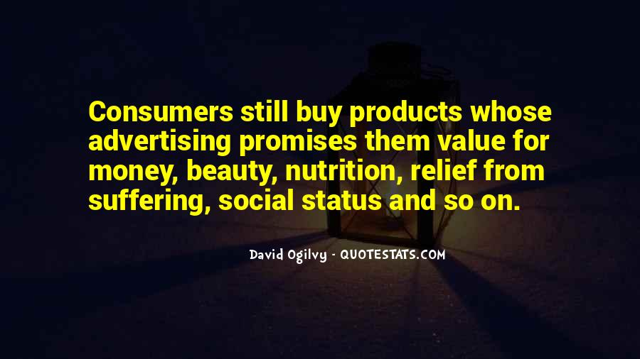 Quotes About Advertising Ogilvy #1878158